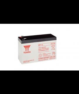 Yuasa 12v 7Ah Lead battery
