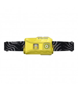 Nitecore NU25 - Headlamp - USB rechargeable - Yellow
