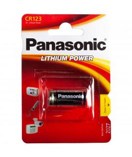 10x Panasonic PHOTO power CR123A - blister