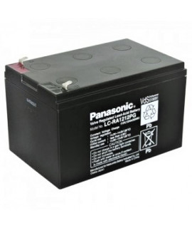 Panasonic 12V 12Ah lead acid