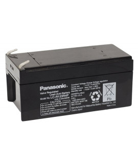 Panasonic 12V 3.4Ah lead acid