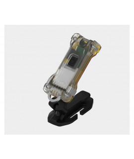 Armytek Zippy - Keychain Extended Set Flashlight - Yellow