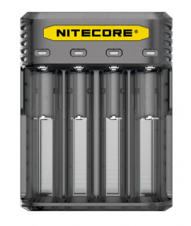 Nitecore Q4 battery charger - Blackberry