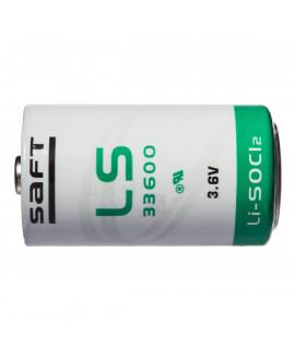 SAFT LS 33600 D-size Lithium battery 3.6V