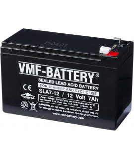 VMF 12V 7Ah lead-acid battery