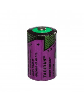 Tadiran SL-750 / 1/2 AA  Lithium 3.6V (Not rechargeable)