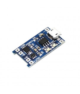 TP4056 Micro-USB Charger - 1A