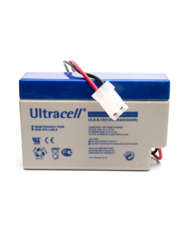 Ultracell 12V 0.8Ah Lead Acid