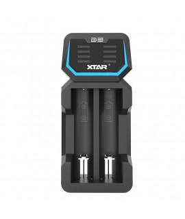 XTAR D2 battery charger