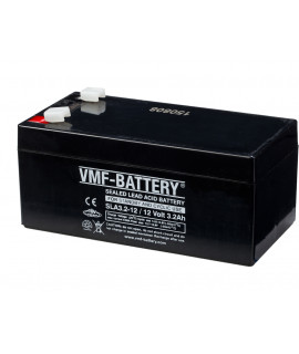 VMF 12V 3.2Ah lead-acid battery
