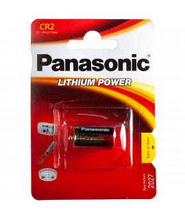 Panasonic PHOTO power CR2 - blister